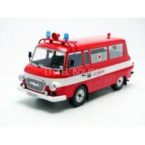 Mcg - Barkas B1000 Feuerwehr Ambulanz - 1965 - 1/18 - 18010R