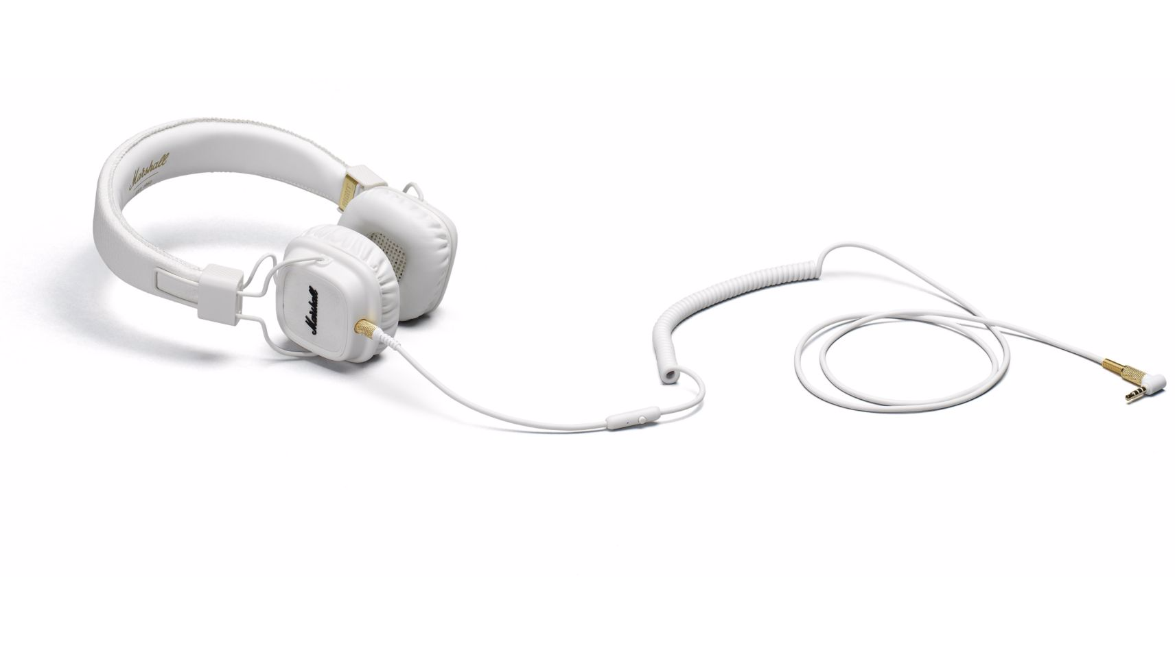Casque arceau Major II Blanc