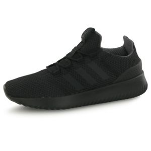 Adidas Neo - Cloudfoam Ultimate noir, baskets mode homme 40