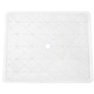 tribest plateau en plastique avec petits trous pour. Black Bedroom Furniture Sets. Home Design Ideas