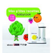BEABA - Livre Mes P'tites recettes 7-8 mois - Version FR
