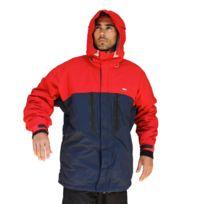 FoursQuare - Veste hiver Snowboard Ski jacket Navy red