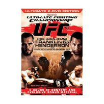 Fight Dvd - Ufc 93 Franklin Vs Henderson Import anglais
