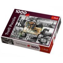 Trefl - Puzzle 1000 pièces - Paris : Collage