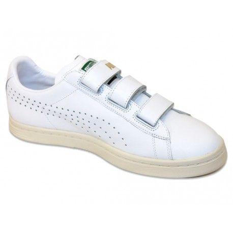 Puma Court Star Velcro Blc Chaussures Homme Multicouleur
