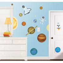 MARQUE GENERIQUE - Stickers enfant Dans l'espace