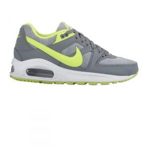 Chaussures Basket Air Max Invigor Jr Grey/Volt - Nike ilJWb