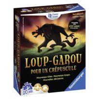 RAVENSBURGER - Jeux de société - Loup Garou Pour Un Crépuscule