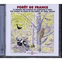 - Illustrations Sonores - Forêt de France : Le concert des oiseaux en campagne d'Isère Livre Cd