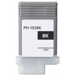 Marque Generique Canon Pfi-102BK Cartouche Noir compatible