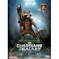 Dragon Models - Les Gardiens de la Galaxie - Statuette Pvc Action Hero Vignette 1/9 Rocket Raccoon 18 cm