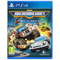 CODEMASTERS - Micro Machines World S - PS4