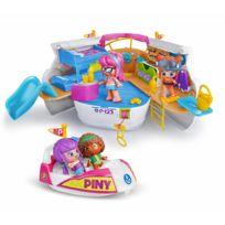 PINYPON - Coffret bateau + figurine Michelle