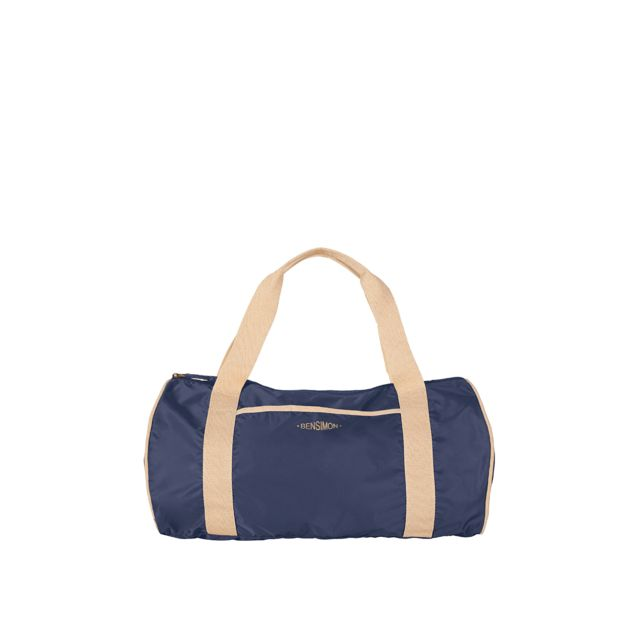 Bensimon femme Color Bag Sac bandouliere Bleu Marine
