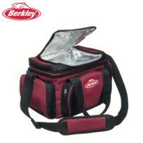 Berkley - Sac System Bag Red Black L + 4 Boites