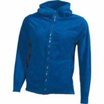 Veste bleu roi femme pas cher