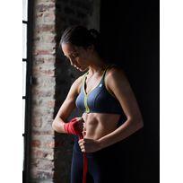Soutien-gorge sport Active Zipped Plunge