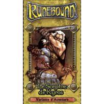 Ubik - Jeux de société - Runebound Extension Vf : Le Sceptre de Kyros