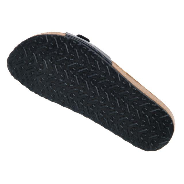 Pepe Jeans - Claquettes mules Oban noir lady Noir 21209