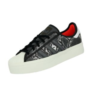 Adidas originals - Superstar Rize W Chaussures Mode Sneakers Femme Noir Blanc