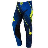 Kenny - Track Blue Neon Yellow Pant Enfant