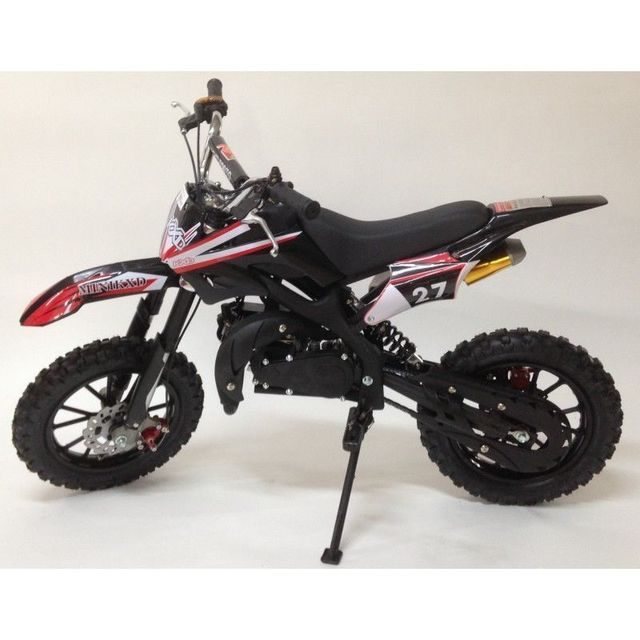 Générique - Pocket Bike Kx - Noir - sans montage et mise en route