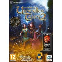 Just For Games - The Book of Unwritten Tales 2 Book 1 en bonus, Jeu Pc