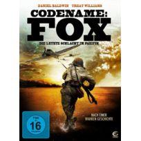 Sunfilm Entertainment - Codename: Fox - Die Letzte Schlacht Im Pazifik IMPORT Allemand, IMPORT Dvd - Edition simple