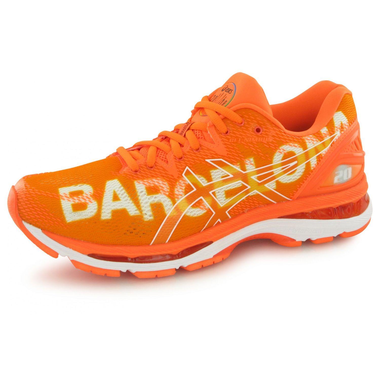 Chaussures Cher Gel Asics Orange 40 Nimbus Barcelone 20 Homme Sfzqd