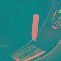 POMMEAU LEVIER DE VITESSE aluminium Couleur Argente 5 niveau de vitesse avec 3 adapteur universel POUR la plupart de voiture de differents modeles