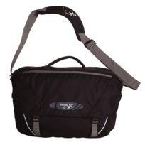 Freetime - Messenger Bag 20 L -sacoche ordinateur portable -sac cabine pour usage professionnel ou loisirs
