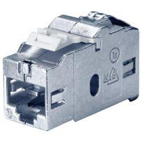 Bachmann - 940.044 - Boîtier modulaire couplage Cat 6 - Rj-45 - 1 port