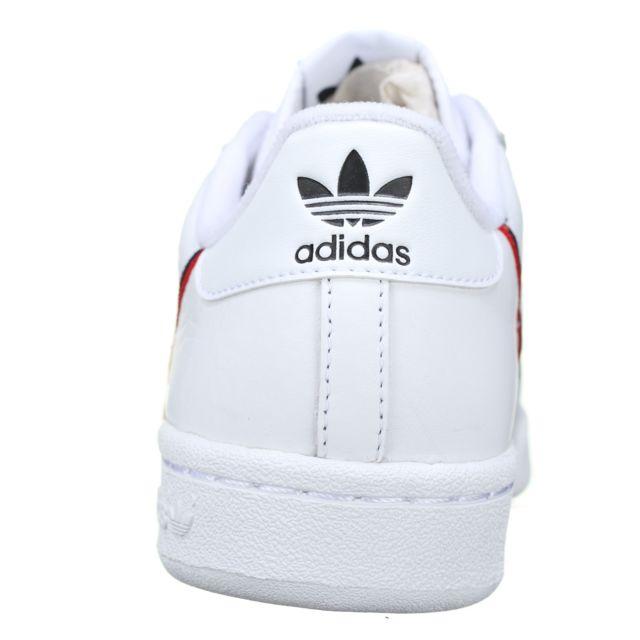 Adidas Continental 80 B41674 Blanc pas cher Achat