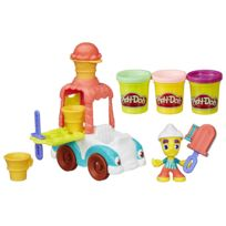 PLAY-DOH - Play Doh Town - Marchand de glaces