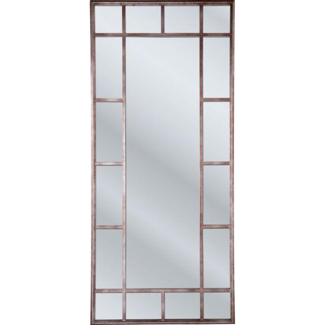 Karedesign Miroir Window Iron 200x90cm Kare design