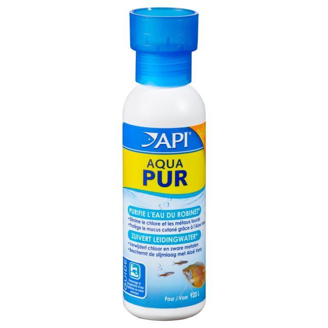 Rena Api - Conditionneur d'Eau Aqua Pur 118ml