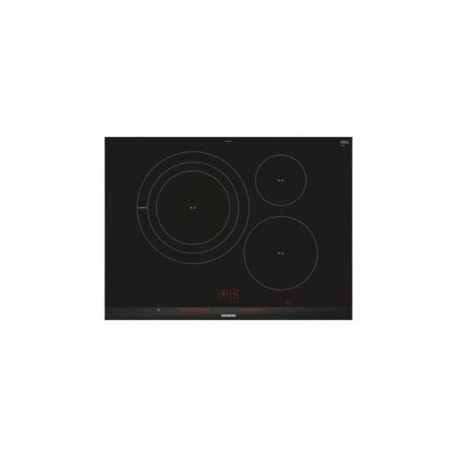 marque generique plaque induction siemens ag 70 cm. Black Bedroom Furniture Sets. Home Design Ideas