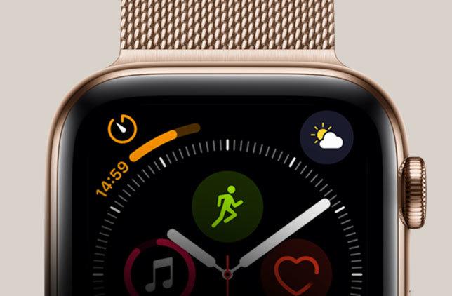 Categorie apple watch