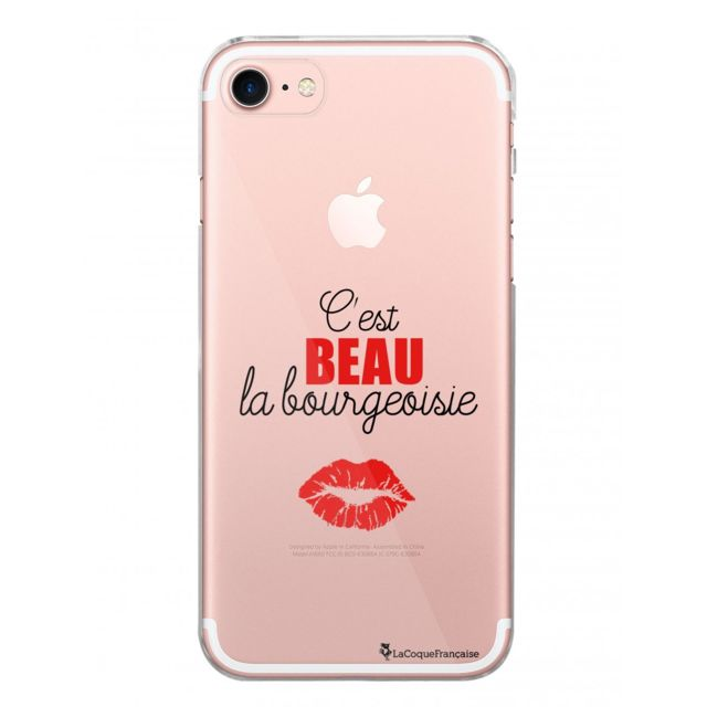 coque francaise iphone 8