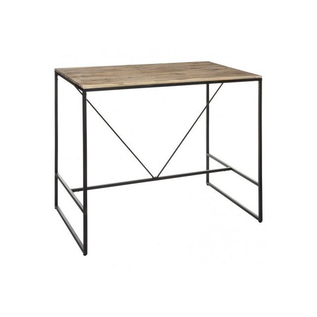 Table Haute Edena 115 Cm Atmosphera