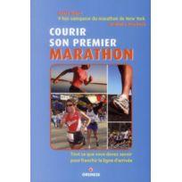 Gremese - courir son premier marathon. tout ce que vous devez savoir pour franchir la lig