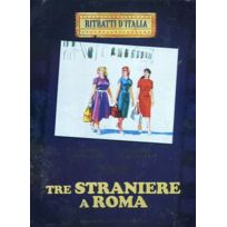Eagle Pictures Spa - Tre Straniere A Roma IMPORT Italien, IMPORT Dvd - Edition simple