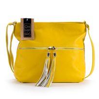Oh My Bag - Sac à main bandoulière en cuir femme - Modèle London