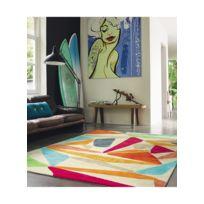 BRINK & CAMPMAN - Tapis de Salon Moderne Design XIAN TRIANGLE