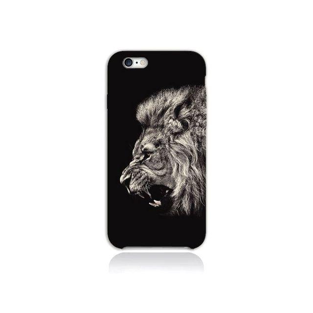 coque iphone 7 plus lion