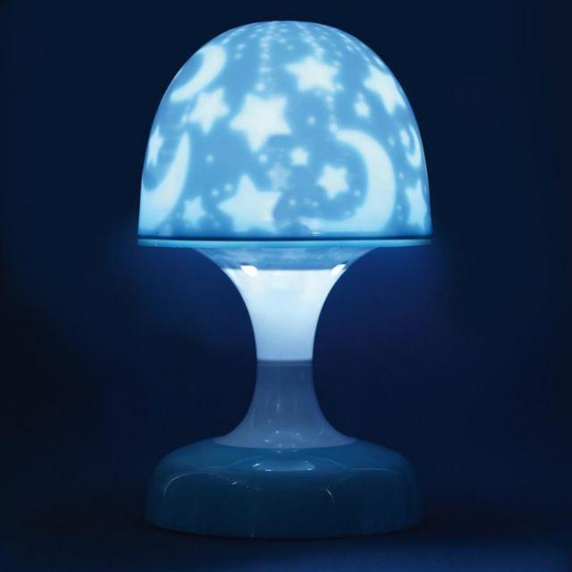 Promobo Lampe Veilleuse Tactile Enfant Champignon Led Projection