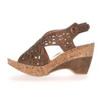 Lpb Shoes-les Petites Bombes - Sandale Estelle Choco