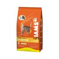 Iams - Croquettes au poulet - Toutes races - 1,5kg - Pour chat adulte