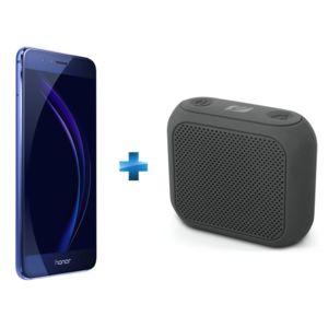 honor 8 bleu enceinte bluetooth portable muse m 312 bt pas cher achat vente smartphone. Black Bedroom Furniture Sets. Home Design Ideas
