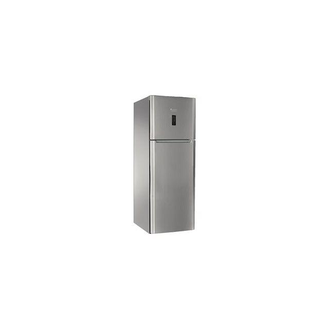 7f67efd234261c Hotpoint-Ariston - Refrigerateur 2 Portes Hotpoint-ariston Enxty19222XFW.  Description; Fiche technique. Réfrigérateur 2 portes Inox ...